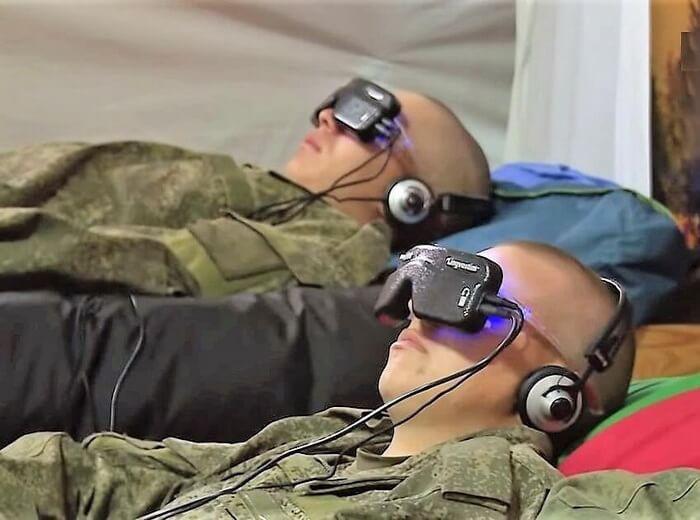 Реальная психологическая помощь военнослужащим